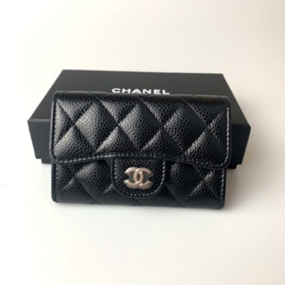 Review Chanel card holder ของแท้ 100%