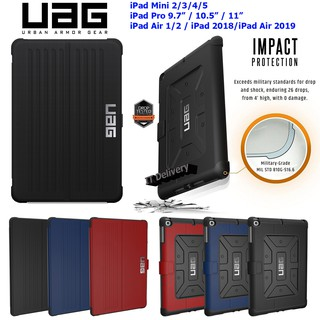 Review UAG เคส iPad 10.2/mini 2,3,4,5/iPad Air 2019/Air 1/2 /Pro 9.7