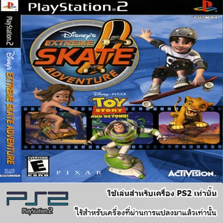 Review Disney's Extreme Skate Adventure (USA)
