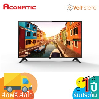 Aconatic LED Smart TV Android 7.0 32 นิ้ว รุ่น 32HS