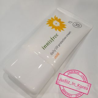 Review Daily uv protection cream mild SPF35/PA++ 50ml