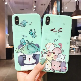 Review Soft TPU Case Phone Cover OPPO Reno A3S A39 A57 A5 AX5 A59 F1S A79 A83 A9 F11 K3 Cute Cartoon Cat Dog Casing