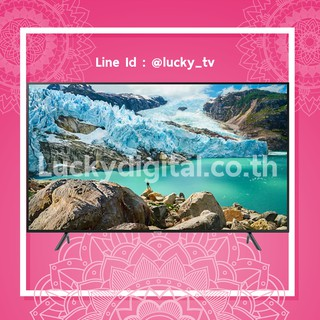 Samsung ขนาด 65 นิ้ว UA65RU7100KXXT UHD Smart TV  ( 2019 ) 65ru7100