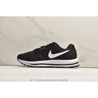 Review Nike 4th generation WMNS Nike Zoom Winflo รองเท้าผ้าใบลำลองสำหรับสตรีเหมาะกับการวิ่ง