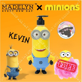 Review MADELYN: MINION LIMITED BATH&SHOWER STRAWBERRY ANGEL