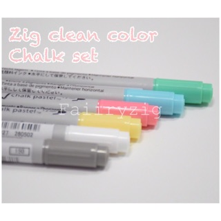 Review Zig clean color chalk