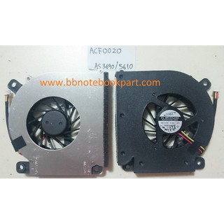 Review ACF0020  ACER CPU FAN พัดลม Aspire 3690 / 5610 5610Z 5630 5650 5680 / 4200