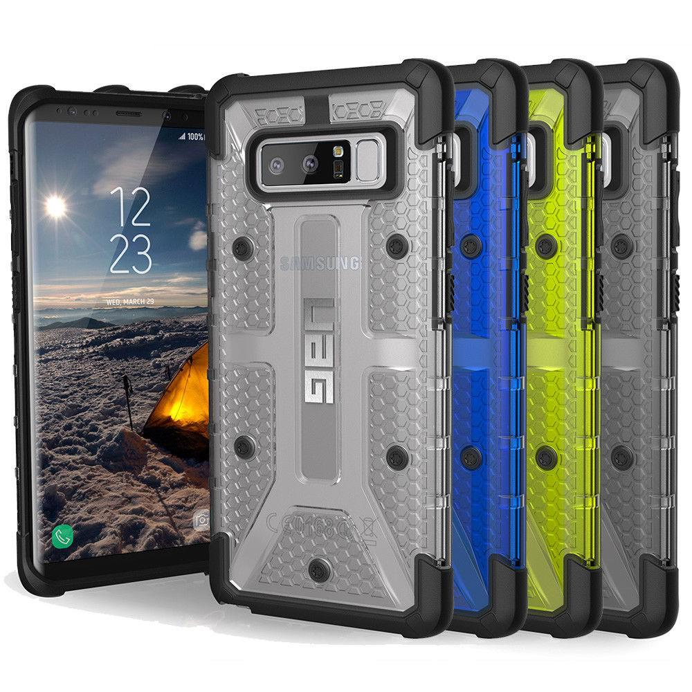 Review Casing UAG samsung galaxy S8 /S9 /S8 plus /S9 plus /Note8 /Note9 S9+ S8+ case Cover UAG Plasma Series เคสกันกระแทก