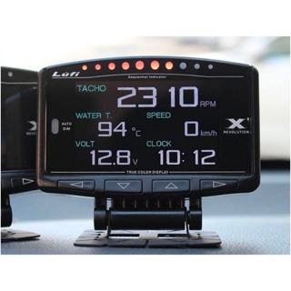 Review Lufi obd2