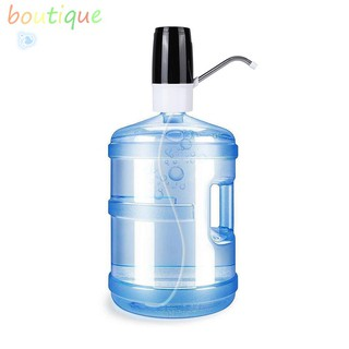 Review bou*USB Rechargeable Electric Water Pump Water Dispenser Drinking Water Bottles◎