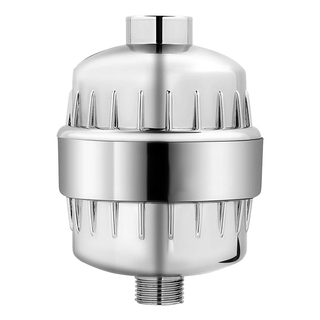 High Output Universal Shower Filter with Replaceable Multi-Stage