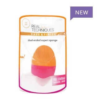 The best Real Techniques DUAL-ENDED EXPERT SPONGE รุ่นใหม่ล่าสุด