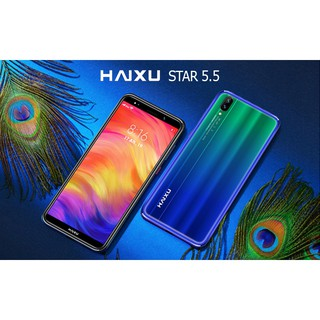 Image # 5 of Review HAIXU STAR Edit 5.5 Smart Phone 16 GB เครื่องศูยน์แท้ รับประกัน1ปี