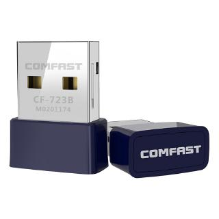 Comfast 150Mbps Mini USB Wireless Wifi Adapter Dongle Receiver Network LAN Card PC Bluetooth 4.0 Receive/Transmit AP