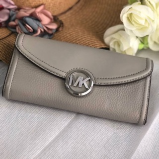 Michael Kors Fulton Large Flap Continental Wallet #35F9S