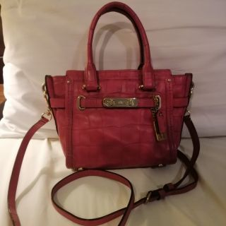 Review Used Coach Swagger size 21' ของแท้ มือสอง สภาพดี