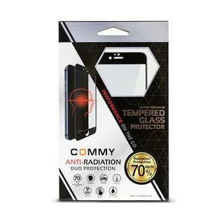 The best Commy กระจกกันรอย Anti Radiation Samsung Galaxy Note 5 (Gold)