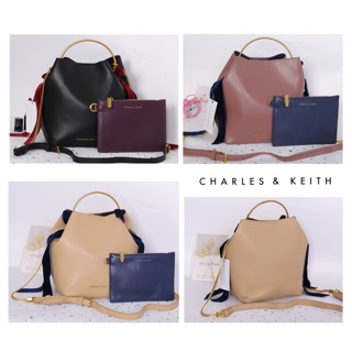 Review 🎊กระเป๋าCHARLES & KEITHสินค้าOutletแท้💯%