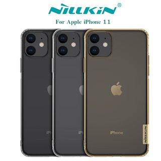 Review NILLKIN เคส Apple iPhone 11 รุ่น Nature TPU Case