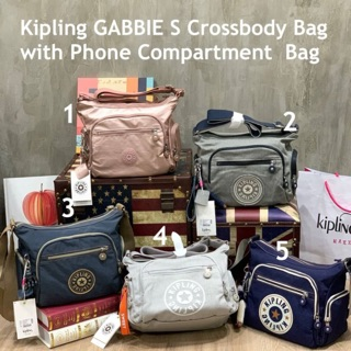 Review 💕Kipling GABBIE S Crossbody Bag with Phone Compartment  Bag