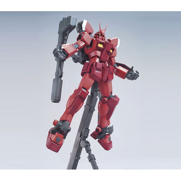 Image # 4 of Review MG Gundam Amazing Red Warrior
