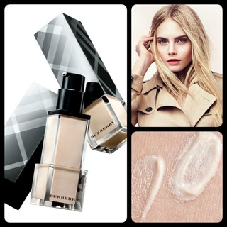 Review Burberry Fresh Glow Luminous Fluid Base 5ml.