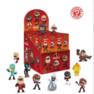 Review Funko Mystery Minis The Incredibles 2