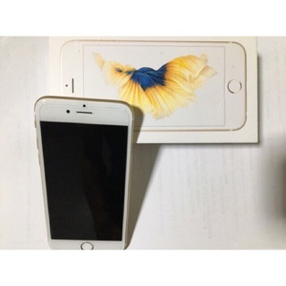 Review Iphone6s gold