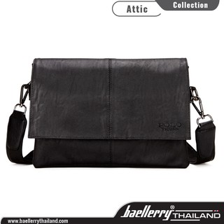 Review Baellerry Vicuna Men Messenger Bag Attic Collection ของแท้ 100 %