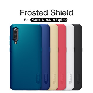 Review NILLKIN เคส Xiaomi Mi9 รุ่น Super Frosted Shield