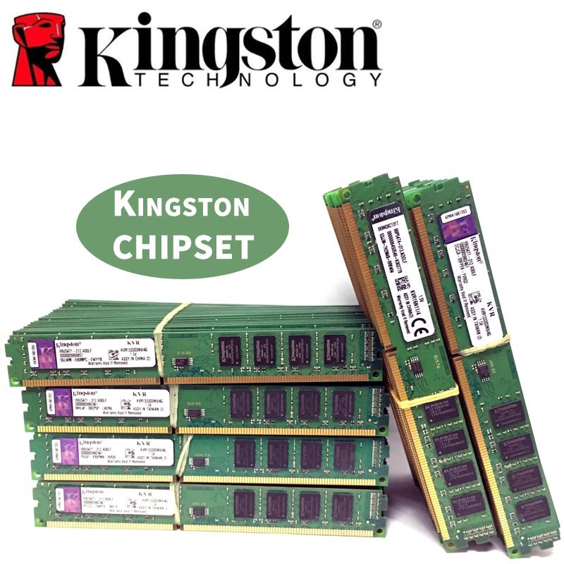 Kingston Ram DDR3 2GB 4GB PC3 1600 1333 MHz Desktop Memory 240pin  2G 4G 8G  1333mhz 1600mhz 10600 12800 Module DIM