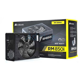 Review POWER SUPPLY (อุปกรณ์จ่ายไฟ) CORSAIR RM850i 850W ( 80+ GOLD ) รับประกัน 10 - Y