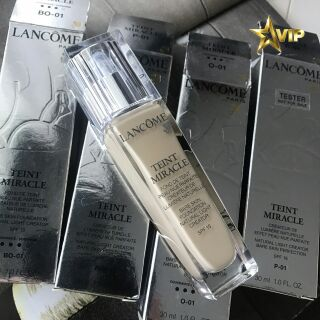 Review Lancome Teint Miracle Foundation