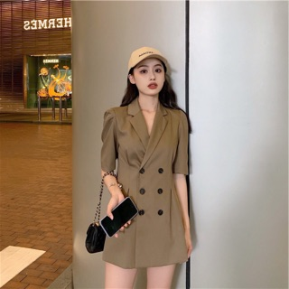 Review Olive me dress korea style