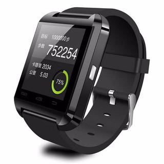 The best Bluetooth Smart WatchWrist Pedometer With Touch Screen Camera Support  Handsfree