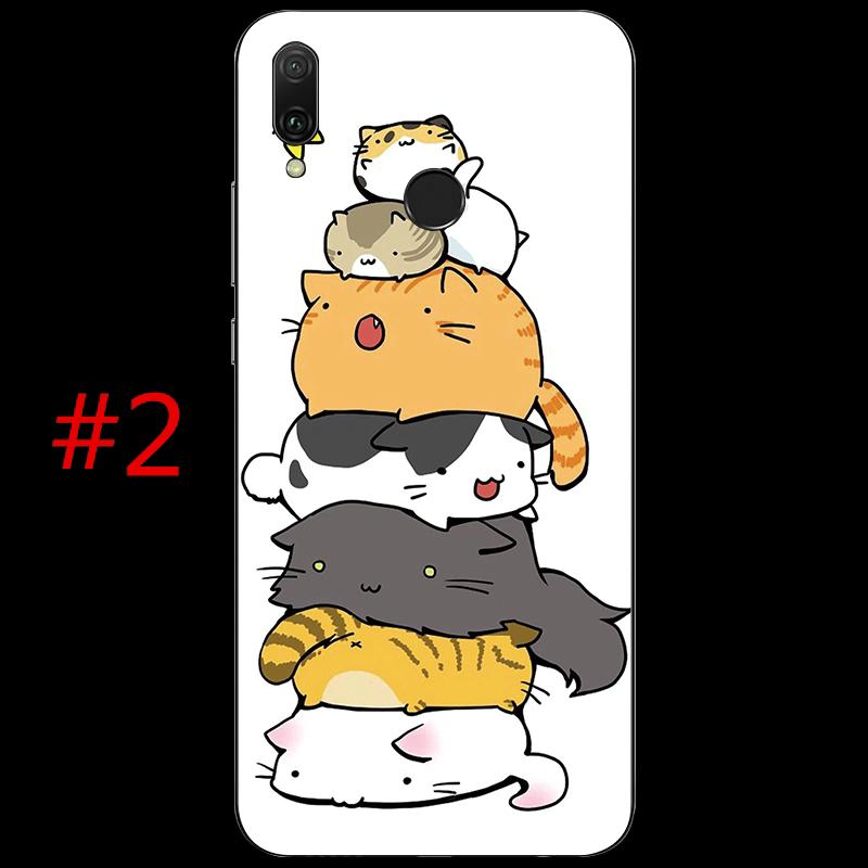 Image # 2 of Review เคส Cute Cat TPU Soft Case Asus ZenFone Max Pro M1 ZB601KL/ZB602KL/ZB570TL/ZB501KL