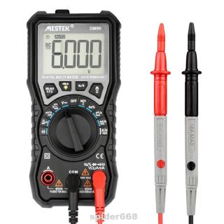 Review Multimeter Auto Range Digital Capacitance Current Handheld LCD Display Mini Easy Operate Resistance Voltage Tester