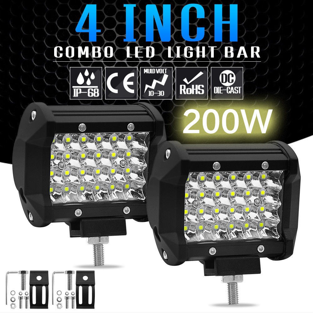 Image # 0 of Review โคมไฟ LED Combo Work Light 4