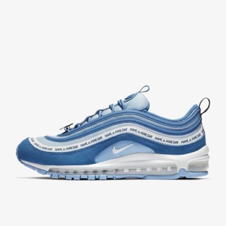 Review Preorder Nike Air Max 97 ND light blue
