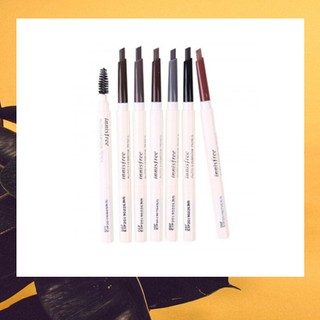 Review Innisfree Auto Eyebrow Pencil 0.3g. [2019 New Packaging]