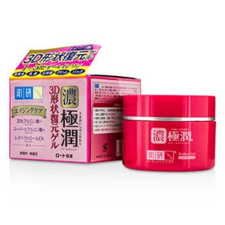 Review Hada Labo Gokujyun 3D Perfect Gel 100g. made in japan