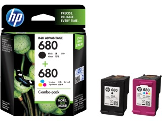 HP 680 INK CARTRDIGE 100% ORI