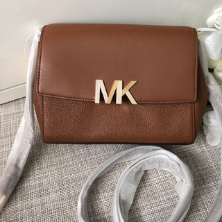 Review MICHAEL KORS Montgomery SM Crossbody Brown
