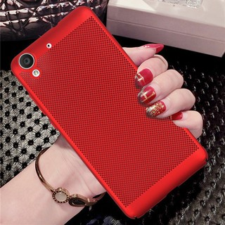Review เคส Huawei Y6 II Hollow Heat Dissipation Cases Hard PC