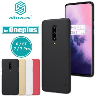 Review NILLKIN เคส OnePlus 6T / OnePlus 6 / OnePlus 7 Pro / 1+7 Pro รุ่น Super Frosted Shield