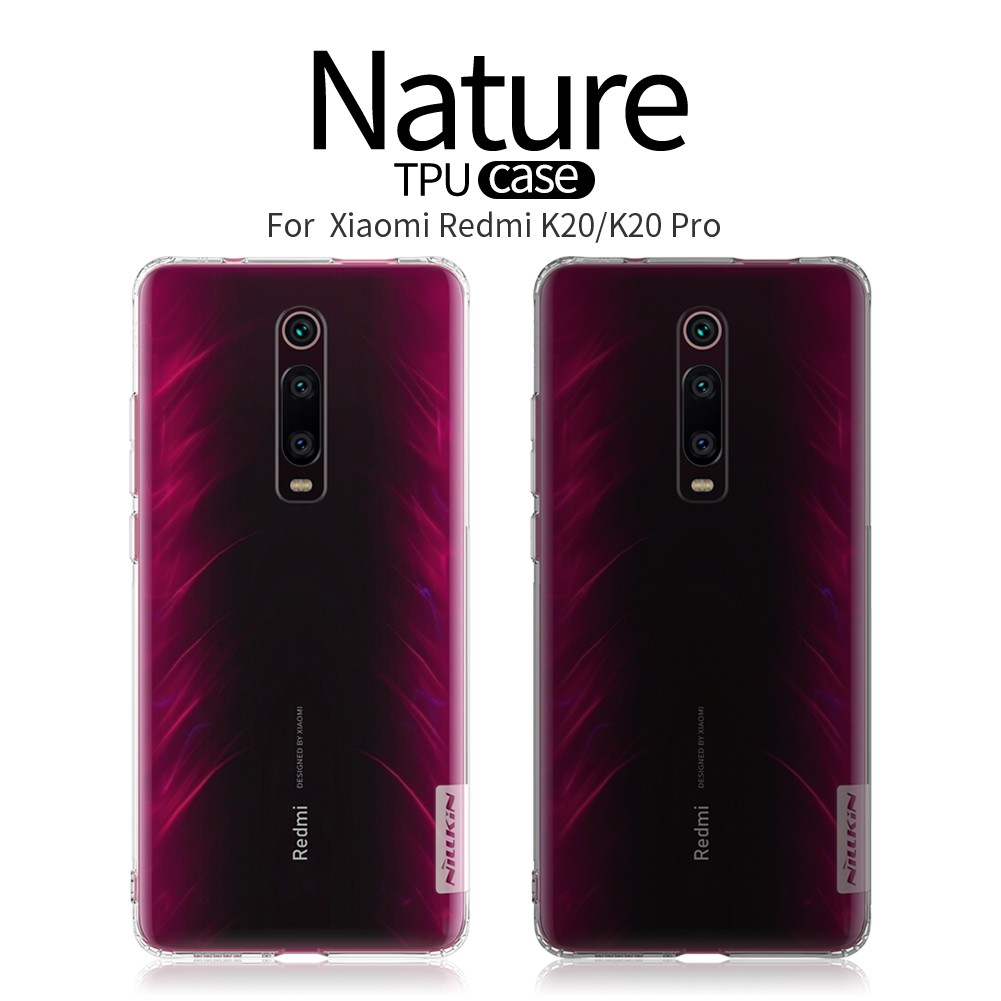 Image # 1 of Review NILLKIN เคส Xiaomi Mi 9T Mi9T Redmi K20 K 20 Pro รุ่น Premium TPU Case
