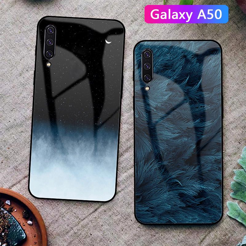 Review กระจกนิรภัยสำหรับ Samsung Galaxy A 10 A 20 A 30 A 50 A 70