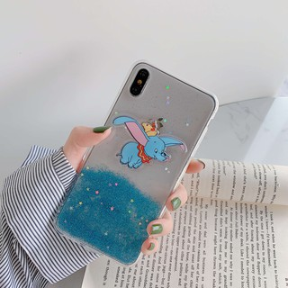 Review HFX1|Oppo F1Plus F1s F3Plus F3 F5 F9 R15 R15Pro A3 A5 A57 A7 A79 A83 Bling Dumbo Casing Soft Phone Case