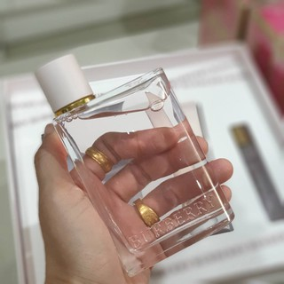 The best น้ำหอมแท้แบ่งขาย Burberry Her Eau de Parfum New Fragrance 2018