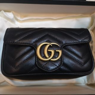 Review New gucci marmont supermini ของใหม่ full set